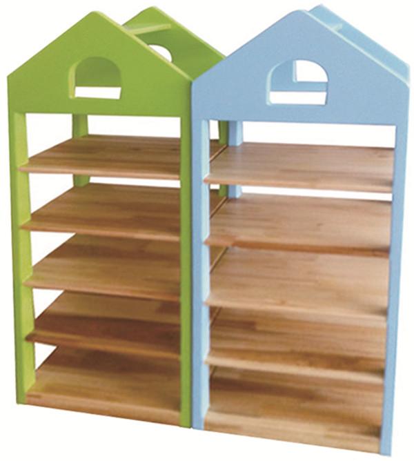幼儿园家具玩具组合柜定制