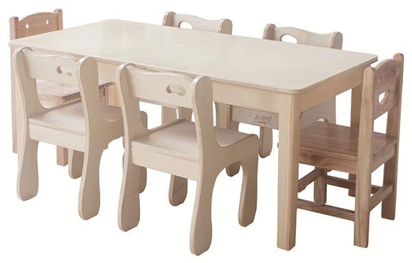 幼儿园小朋友如何选择桌椅?