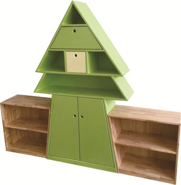 幼儿园实木床:幼儿园桌椅有什么特色
