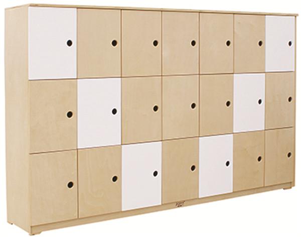幼儿园储物柜定制