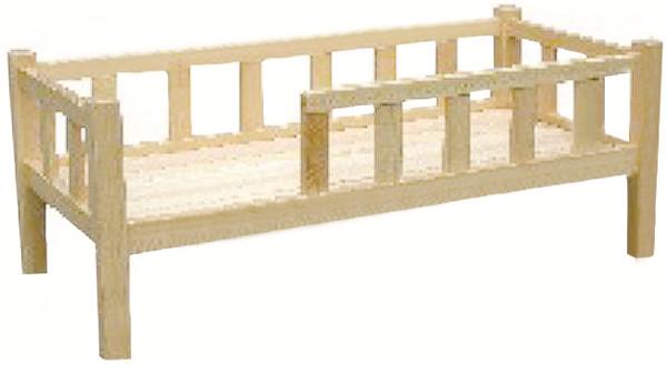 幼儿园午睡床实木床托管叠叠床