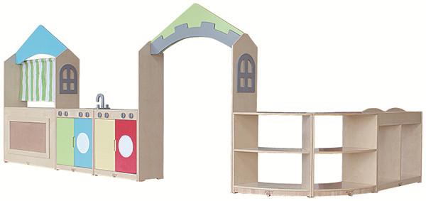 幼儿园玩具柜活动柜