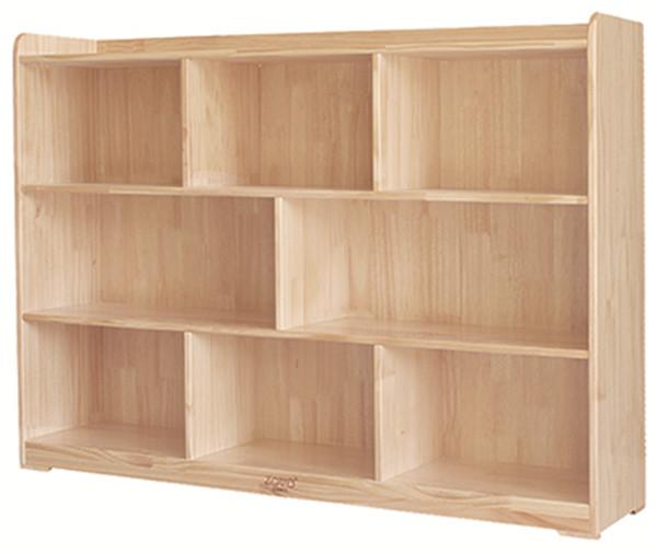 多功能实木阶梯柜