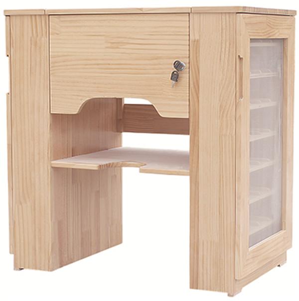 幼儿园区角玩具柜:幼儿园实木原木家具机构发展迅速的原因是什么
