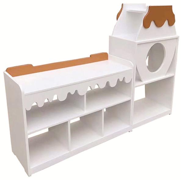 厂家供应幼儿园玩具柜