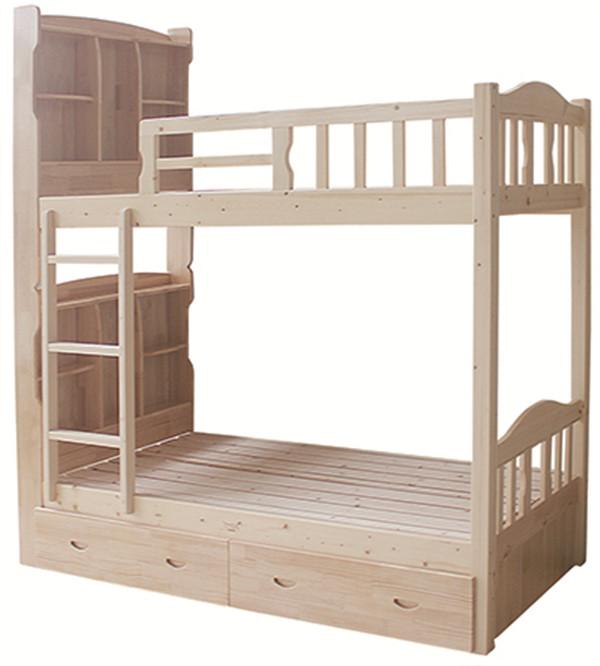 幼儿园实木床